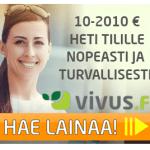 Vivus.fi Pikavippi