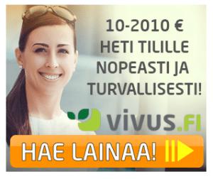 Suomen 1500 pikalaina kannattavampaa ottaa