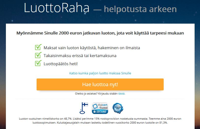 lainalaskuri säästöpankki Paimio