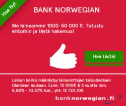 Lainaa 15000