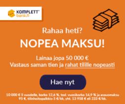 lainaa heti tilille 1000€