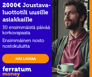 Ferratum Joustoluotto