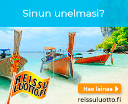 Reissuluotto.fi