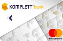 Komplett Bank MasterCard Luottokortti: Jopa 50pv Korotonta Maksuaikaa!