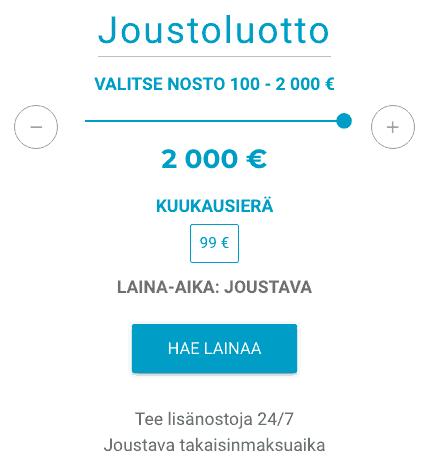 Vippi.fi Lainalaskuri