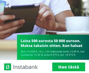lainojen yhdistäminen